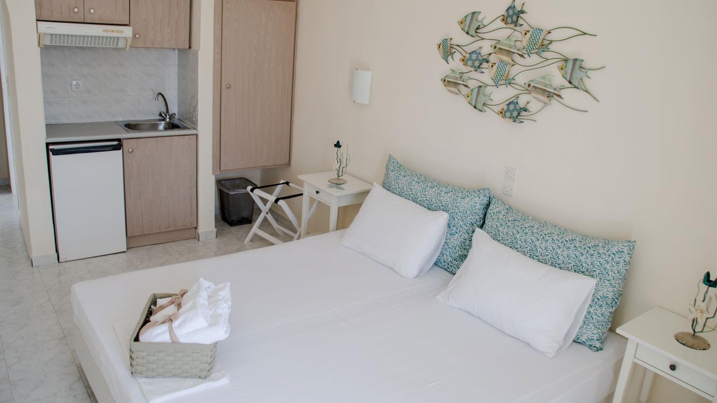 Akrogiali Hotel Superior Room